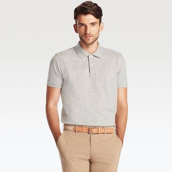 ユニクロ|ドライカノコポロシャツ(半袖)|MEN(メンズ)|公式オンラインストア(通販サイト) (10668)
