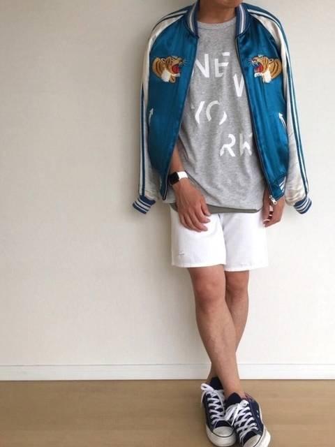 Yoshimasa|H&MのTシャツ・カットソーを使ったコーディネート - WEAR (10692)