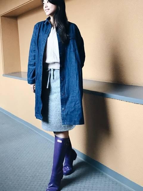 miyaco|Social GIRLのデニムジャケットを使ったコーディネート - WEAR (10865)