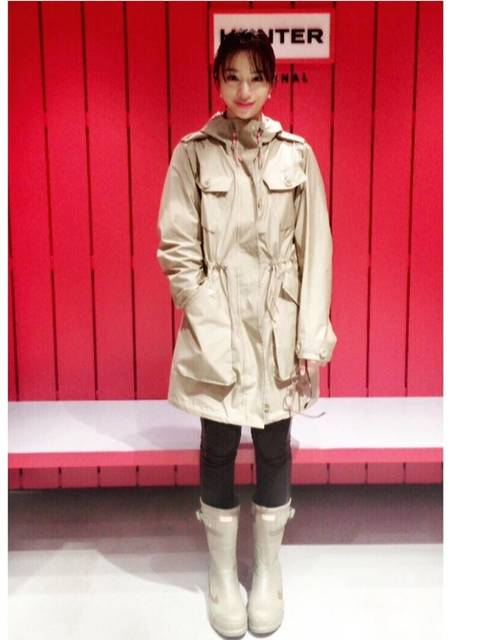 高橋メアリージュン|HUNTERのジャケット/アウターを使ったコーディネート - WEAR (10866)