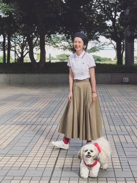 Kazumi|FRED PERRYのポロシャツを使ったコーディネート - WEAR (11126)
