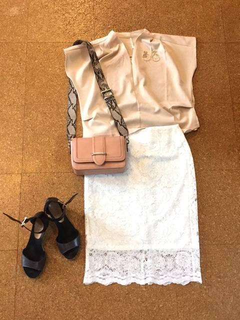 MIRU|Mila Owenのショルダーバッグを使ったコーディネート - WEAR (11193)