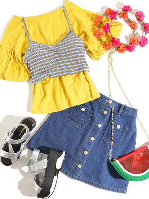サマーセール | ファッション通販サイトのGOCART ONLINE SHOP [ゴーカート オンラインショップ] (11249)