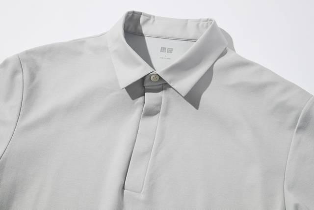 ユニクロ|ドライコンフォートシャツカラーポロシャツ(小襟・半袖)|MEN(メンズ)|公式オンラインストア(通販サイト) (11325)