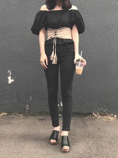 Natsumi|snidelのシャツ/ブラウスを使ったコーディネート - WEAR (11720)