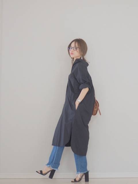 田中亜希子|JOURNAL STANDARD relumeのワンピースを使ったコーディネート - WEAR (12113)