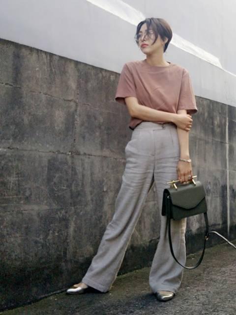 AZU|kei shirahataのTシャツ・カットソーを使ったコーディネート - WEAR (12311)