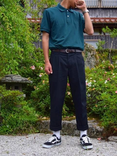 UNIHIRO|ユニクロのポロシャツを使ったコーディネート - WEAR (12815)