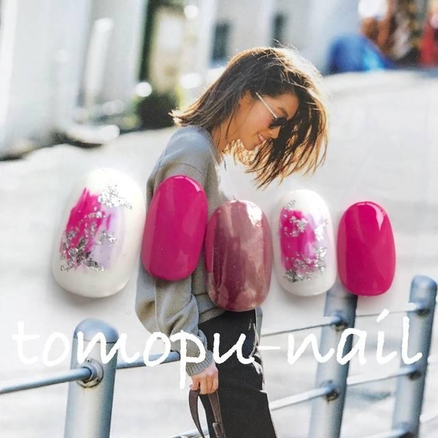 tomopu-nailさんのショート,ピンク,ホワイト,ハンド,パーティー,夏,海,ライブ,ジェルネイル,チップネイル♪[2218481]|ネイルブック (12969)