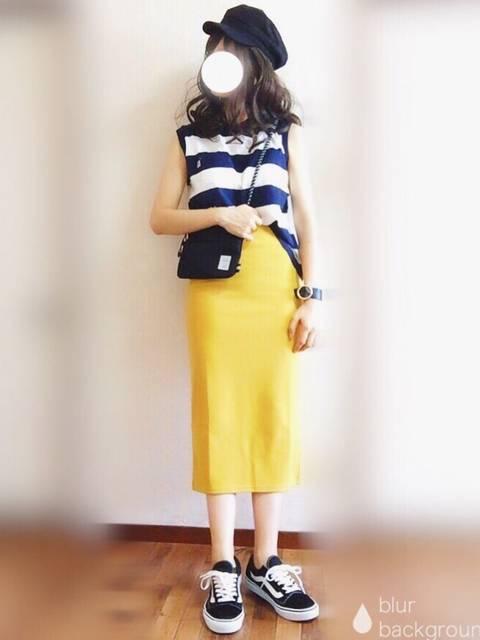 ぴょん|recaのスカートを使ったコーディネート - WEAR (13040)