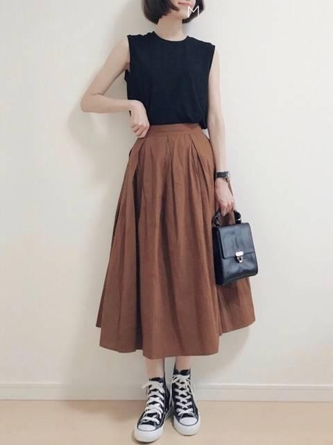 MAYUKO|cocaのスカートを使ったコーディネート - WEAR (13574)