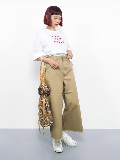 チョコビ(ZOZOTOWN)|niko and...のTシャツ/カットソーを使ったコーディネート - WEAR (13677)