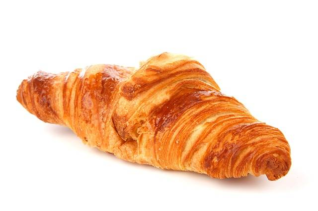 パン類最後のクロワッサン!