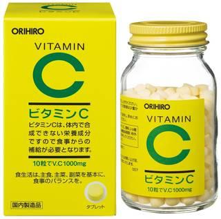 ビタミンCサプリのおすすめ!
