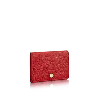 小ぶりで洗練された印象のカードケース、「アンヴェロップ...