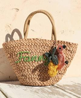 【セール】アソートカゴBAG 746979(かごバッグ)|LOWRYS FARM(ローリーズ ファーム)のファッション通販 - ZOZOTOWN (9510)