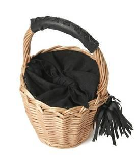 【セール】オリジナルバケツ型バスケット【niko and ...】(かごバッグ)|niko and...(ニコアンド)のファッション通販 - ZOZOTOWN (9796)