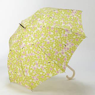 カラフルレンゲ柄傘 (10680)