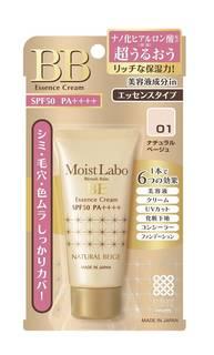 Amazon.co.jp: モイストラボ BBエッセンスクリーム (ナチュラルベージュ) 33g: ビューティー (12632)