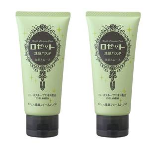 Amazon | ロゼット洗顔パスタ 海泥スムース 2個パック (120g×2個) | 洗顔フォーム | ビューティー 通販 (14342)