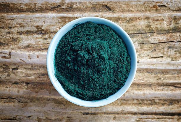 スピルリナ海藻パウダー