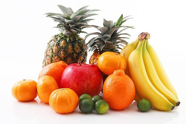 フルーツには豊富なビタミンCが!
