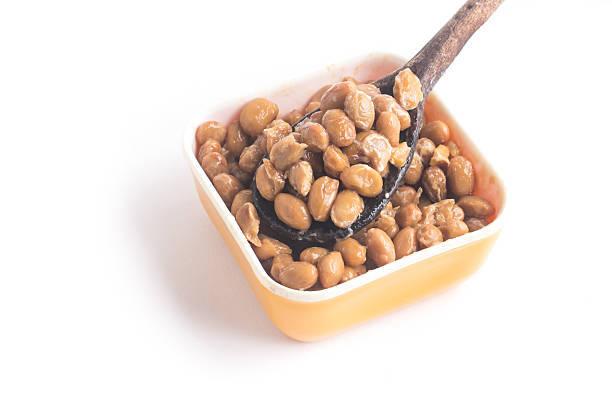 納豆もあまり得意じゃない。