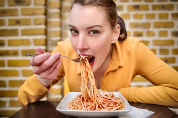 パスタはどうしても食べてしまいますよね…