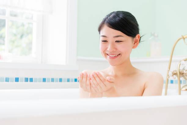 ぬるま湯のお風呂は効果的
