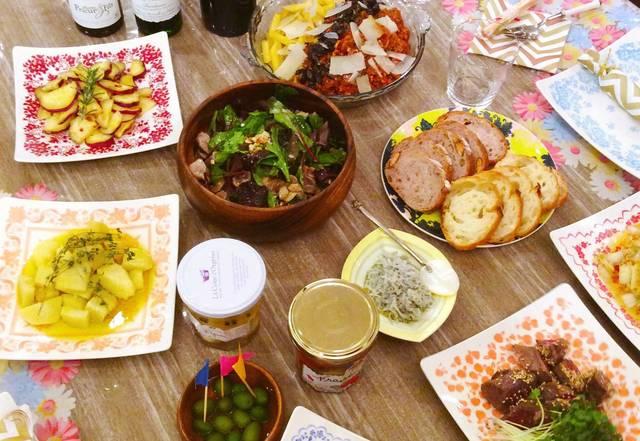 ある日の木川食堂