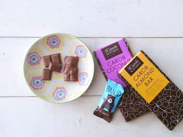 チョコレートのようでチョコレートではない!?