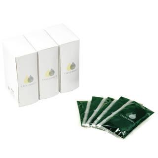 タベルモは、60種類以上の栄養素が含まれるスピルリナを...