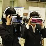 VR相席体験中!!