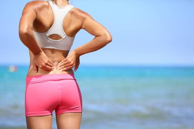 背筋を鍛えてヒップアップ!効果抜群の背筋トレーニング