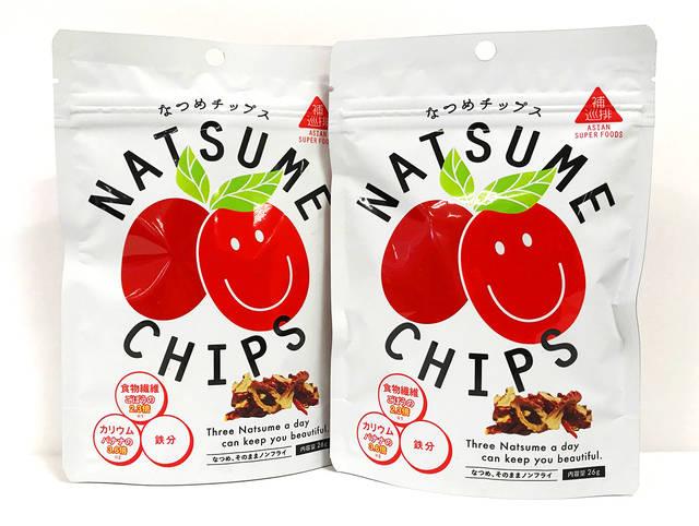 東洋のスーパーフードなつめの薬膳おやつ「なつめチップス」をご紹介