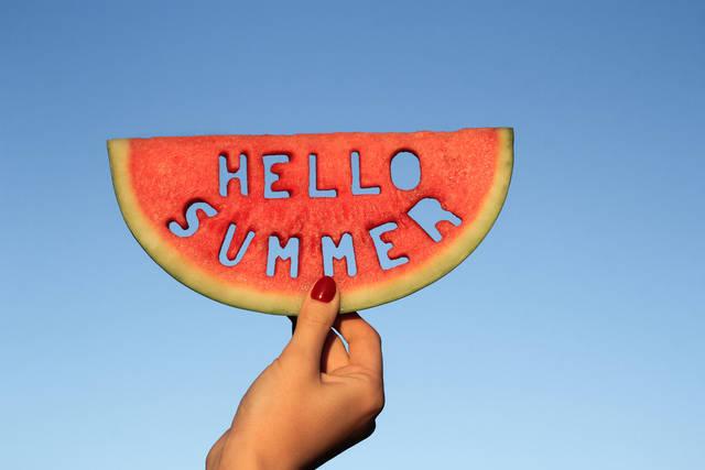 夏到来!おすすめの汗対策グッズを一挙ご紹介!