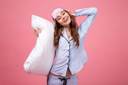 パジャマで健康美人!繊維や生地で自分に合うパジャマを選ぼう