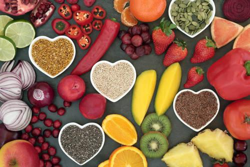 美肌効果がある栄養素と食べ物