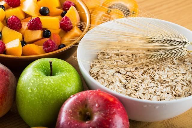 美肌効果の高い食事|食物繊維