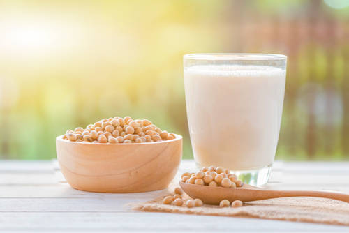 美肌効果の高い食事|大豆製品