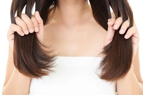 髪は女性にとって命!
