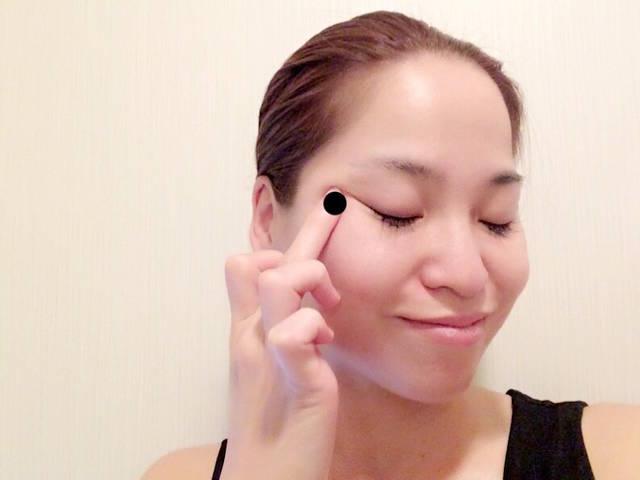目尻のシワや目の周りのたるみに効果的なツボ|瞳子りょう(どうしりょう)