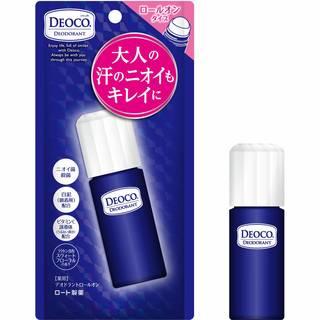Amazon | 【医薬部外品】 デオコ 薬用 デオドラント  ロールオン