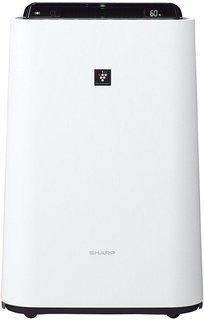 シャープ加湿空気清浄機 プラズマクラスター 7000 KC-H50-W