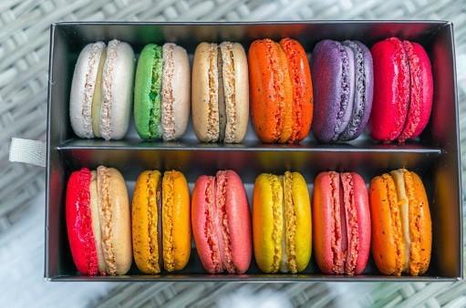ちょっとしたお土産に素敵なお菓子を。マカロンの美味しいお店♡