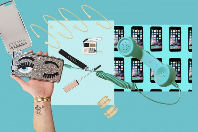 インスタで大人気!『キアラ・フェラーニ』iPhoneケースが登場!
