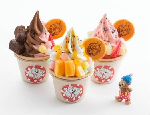 渋谷モディに「ラスムス クルンプカフェ」が♡限定だから気をつけて