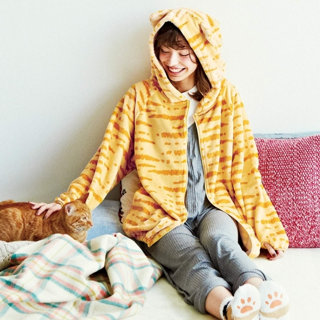 猫グッズたまらん♡「フェリシモ猫部」の新作ルームウェアが可愛い!