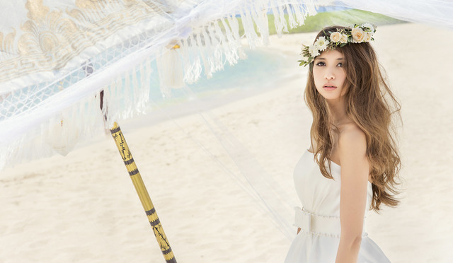 ウェディングドレスブランド「アロヒナ モエ」が愛される花嫁に導く