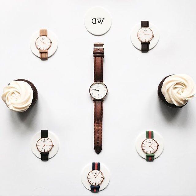 どんなコーデもおしゃれに♪ダニエルウェリントンの腕時計はいかが?